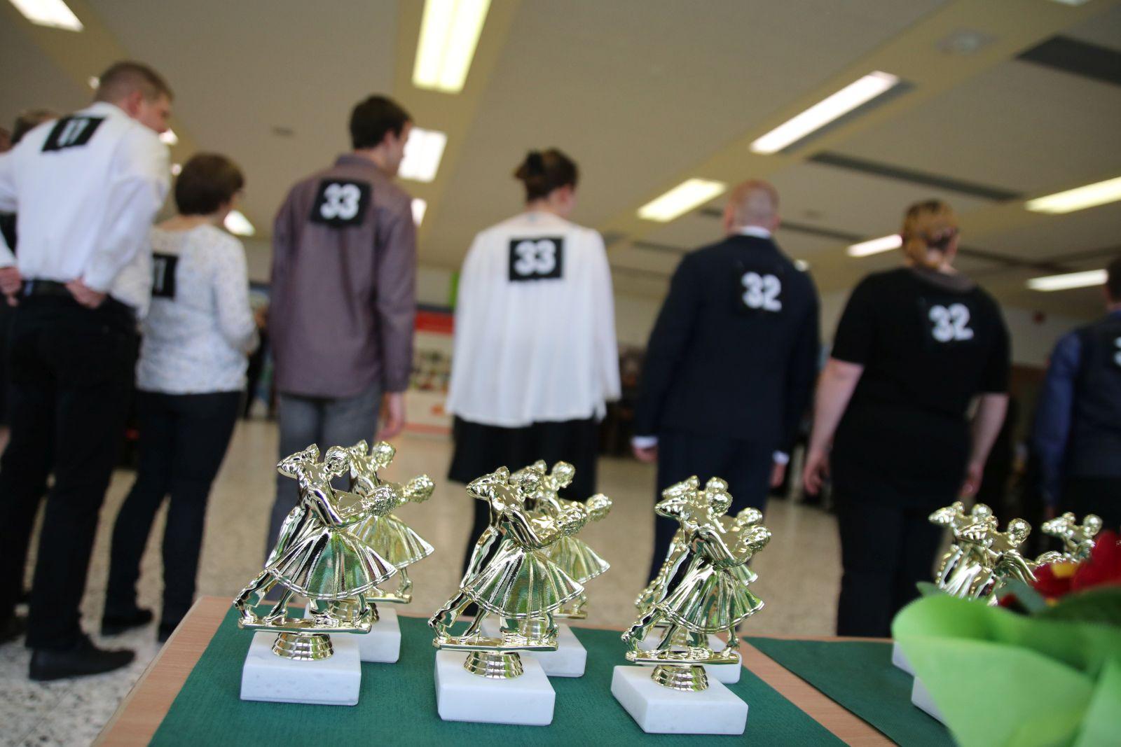 Inklusiver Tanzwettkampf in Paderborn